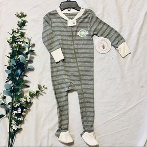 Burt's Bees | Footie Pajamas